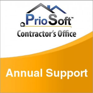 Contractor's Office - Annual Support