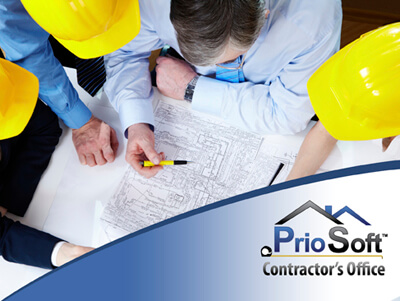 Priosoft construction estimating software residential for Handyman cost estimator software